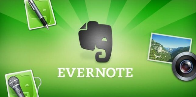 Evernote to the rescue !